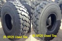 20.5R25 Used OTR Tires