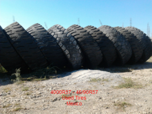 46/90R57 and 40.00R57 Used OTR Tires