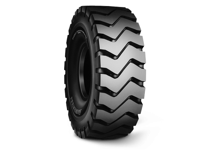 VCHS - Container Handler Tires