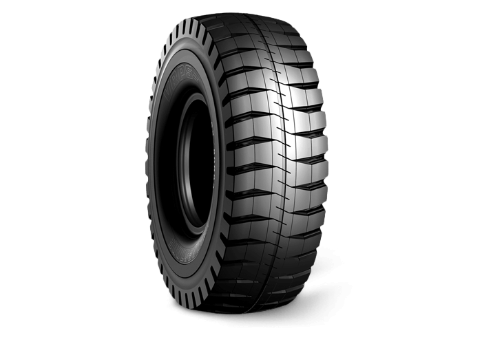 VRPS - Dump Truck Tires