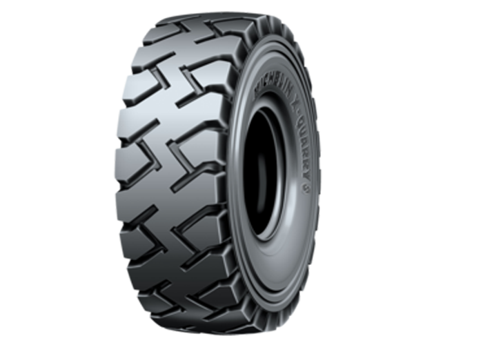 MICHELIN X-QUARRY optimized productivity for your rigid dump trucks in all cycles and in total safety during quarry work