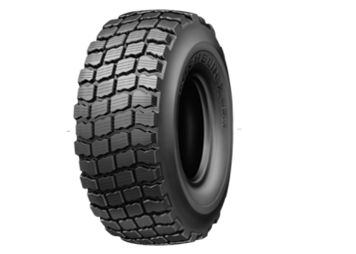 MICHELIN X SNOPLUS The all-season MICHELIN radial tire designed for use on graders where exceptional traction on snow and ice is required