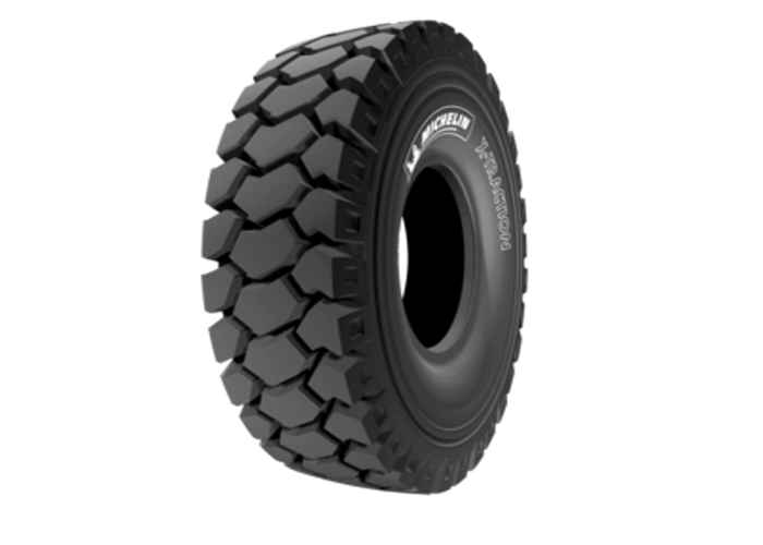 Michelin X-TRACTION S for surface mines and rigid dumpers
