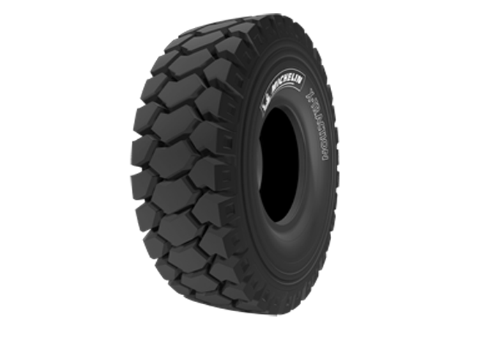 MICHELIN X-TRACTION for surface mining and rigid dump trucks