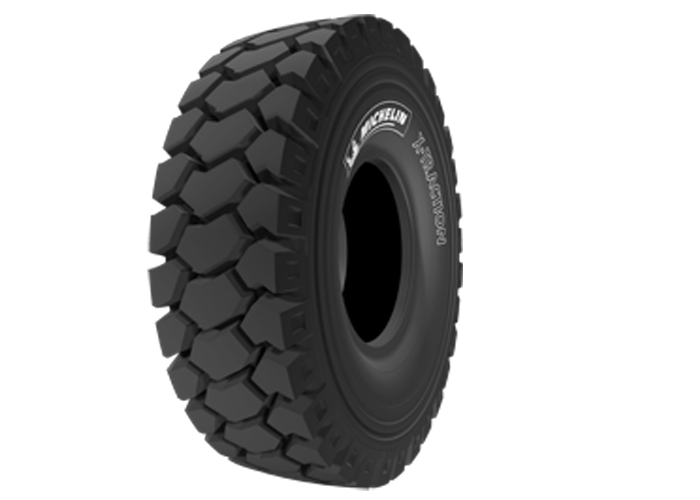MICHELIN X-TRACTION real traction for your productivity