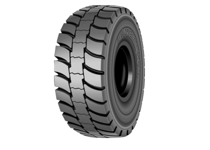 Michelin XDR S for large dump trucks delivering exceptional longevity