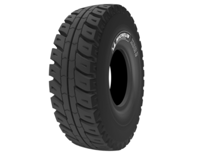 MICHELIN XDR2 the OTR tire reference for rigid dump truck tires