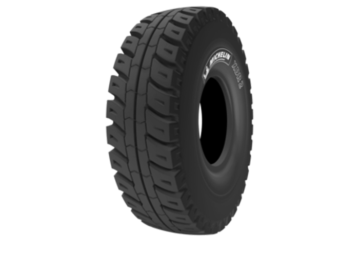 Michelin XDR2 reference for4 rigid dump truck tires