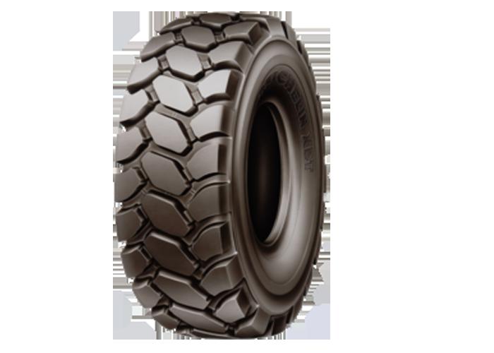MICHELIN XDT B the E4T(1) OTR transport OTR tire for rigid dump trucks, the reference in the market