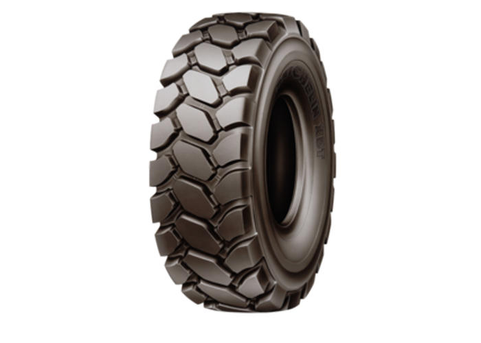 Michelin XDT - E4T transport tire for rigid dump trucks