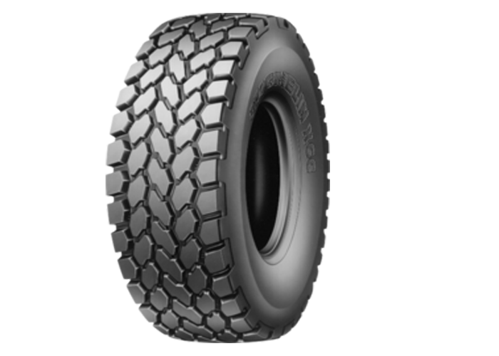 MICHELIN XGC high speed OTR radial tire for mobile cranes and special machines
