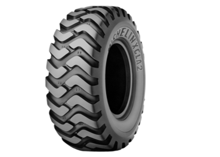 MICHELIN XGLA 2 an L2/G2 tire for medium power graders (up to 200kW)