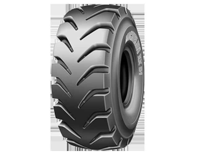 MICHELIN XK D1 the E4 transport OTR tire for rigid dump trucks