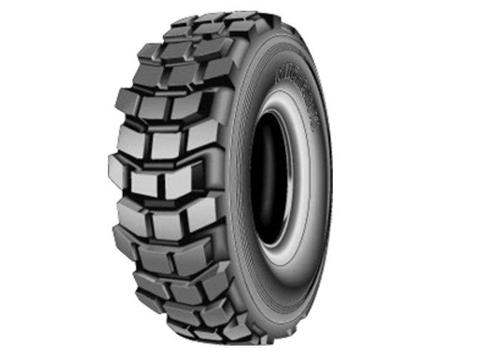 MICHELIN XLB the versatile, all-terrain MICHELIN radial designed to provide exceptional traction on soft, muddy ground conditions and deliver solid performance in high-speed applications