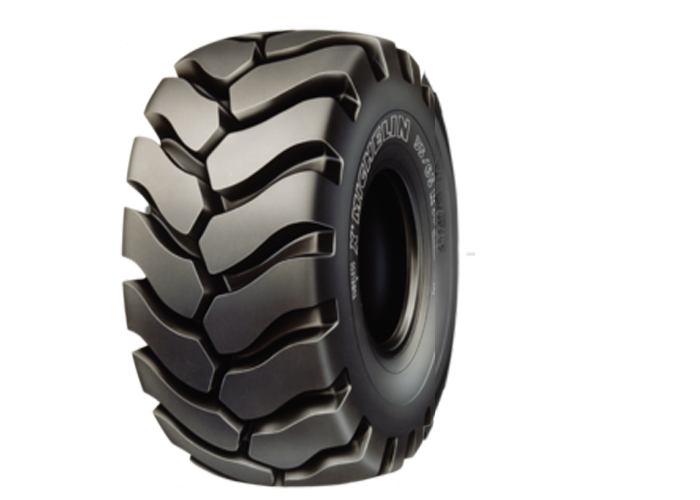 MICHELIN XLDD2 the OTR tire for loaders operating in difficult conditions