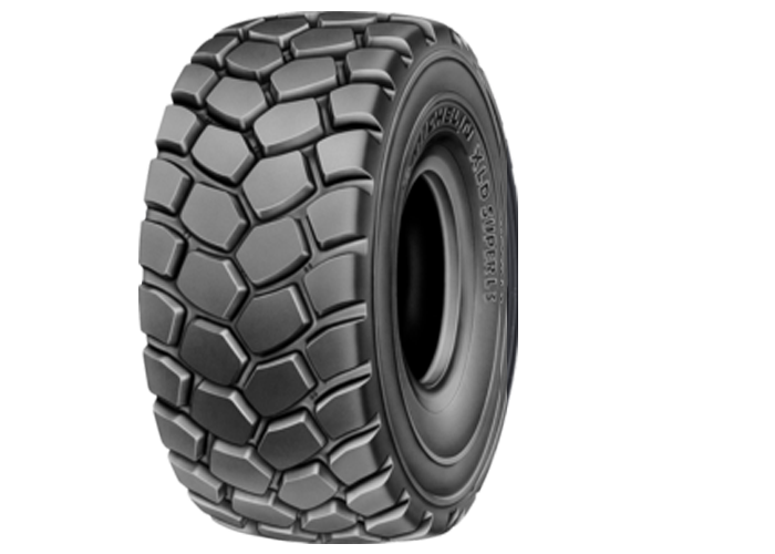 MICHELIN XLD low profile Low profile technology serving your loaders