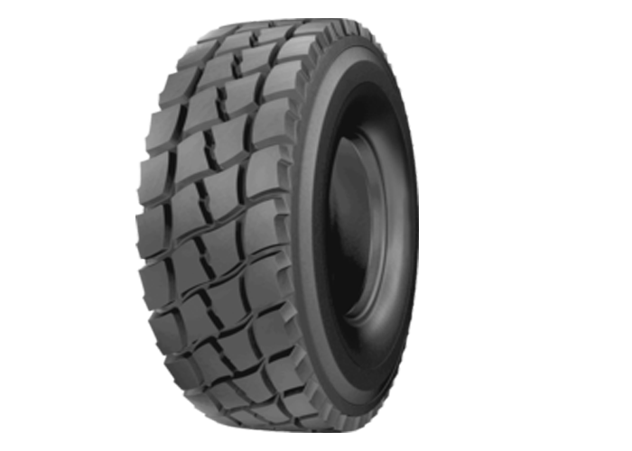 MICHELIN XMH S E2S OTR radial tire, for long distance transport at high speeds