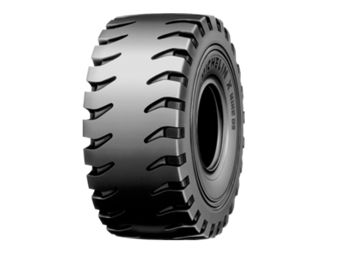 MICHELIN XMINE D2 LC the L5R tire for extreme loading conditions