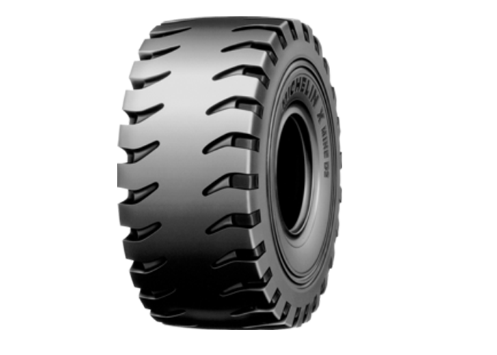 MICHELIN XMINE D2 SR the L5R tire for extreme loading conditions