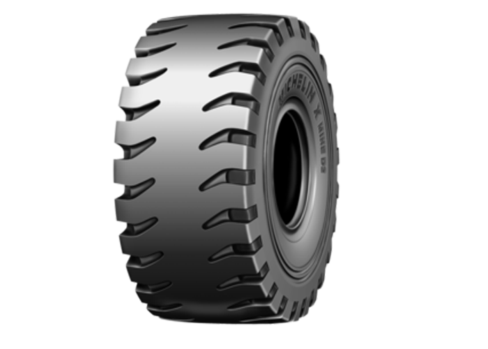 MICHELIN XMINE D2 the L5R OTR tire for extreme loading conditions