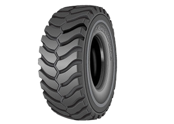 MICHELIN XMS the OTR radial tire for large scrapers designed to deliver excellent traction, superior damage resistance and a smooth ride