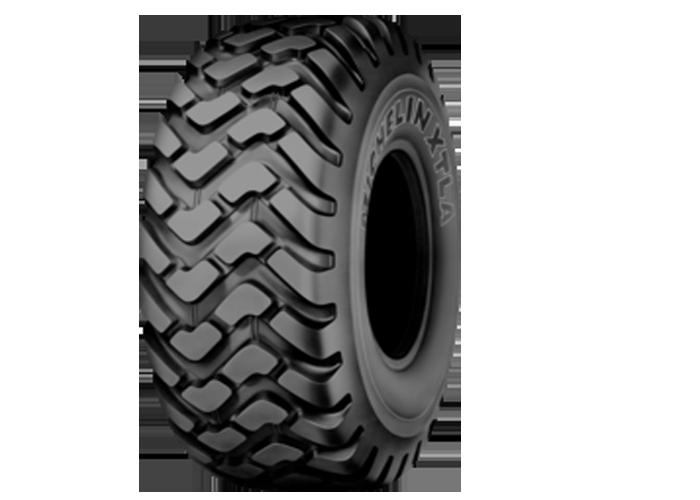 MICHELIN XTLA an L2/G2 OTR tire for wide-ranging use on yielding terrain