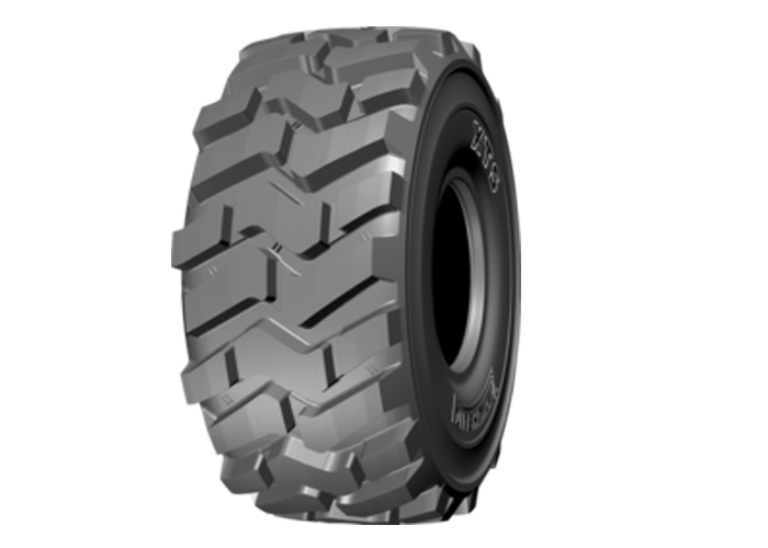 MICHELIN XTS the E3T OTR tire for medium powered scrapers for applications requiring maximum traction